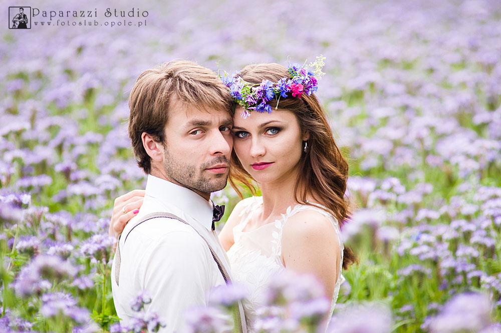 14 stylizowane sesje ślubne