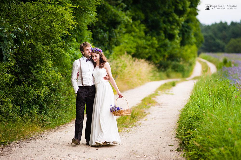 18 stylizowane sesje ślubne opolskie