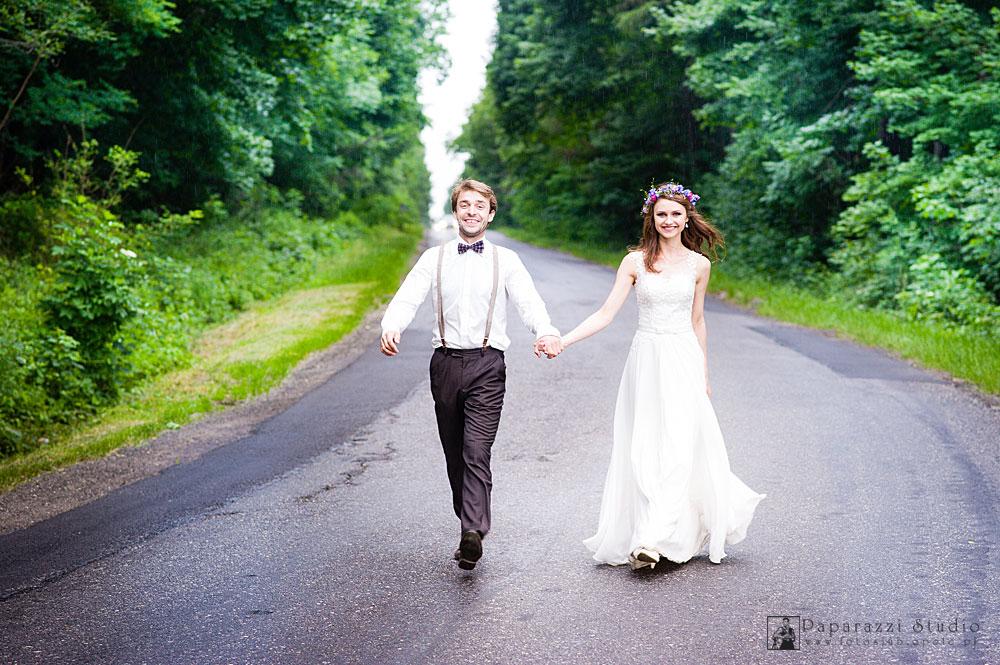 22 kreatywna sesja ślubna