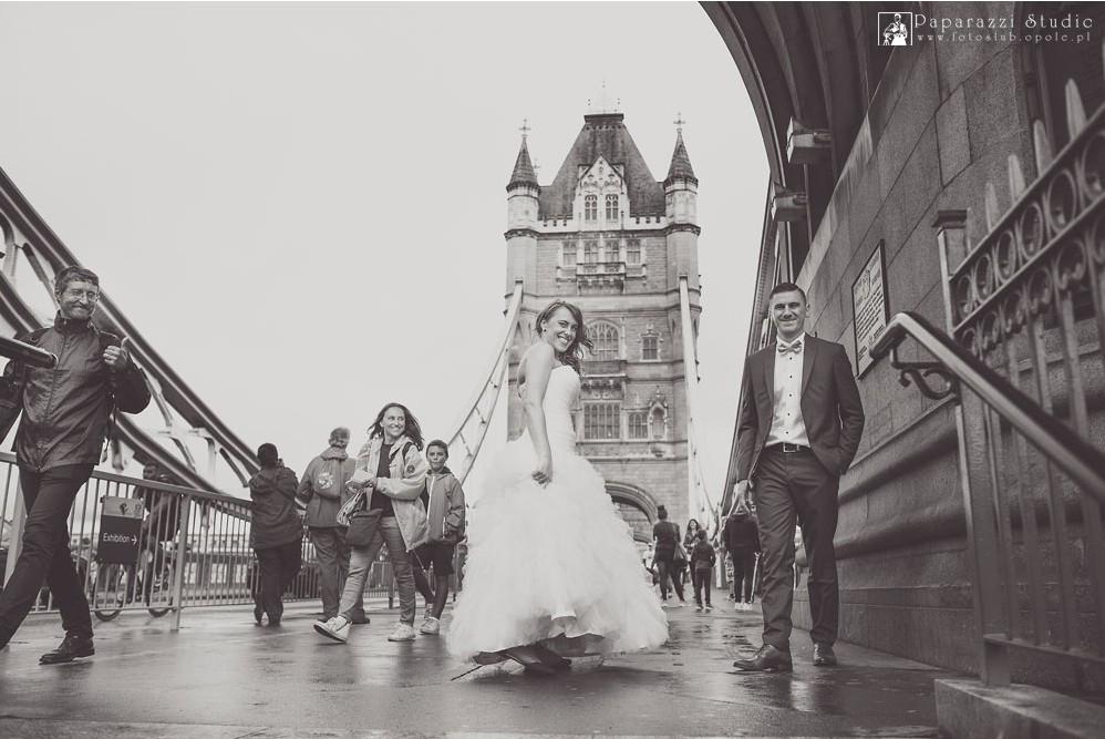 plener ślubny w londynie