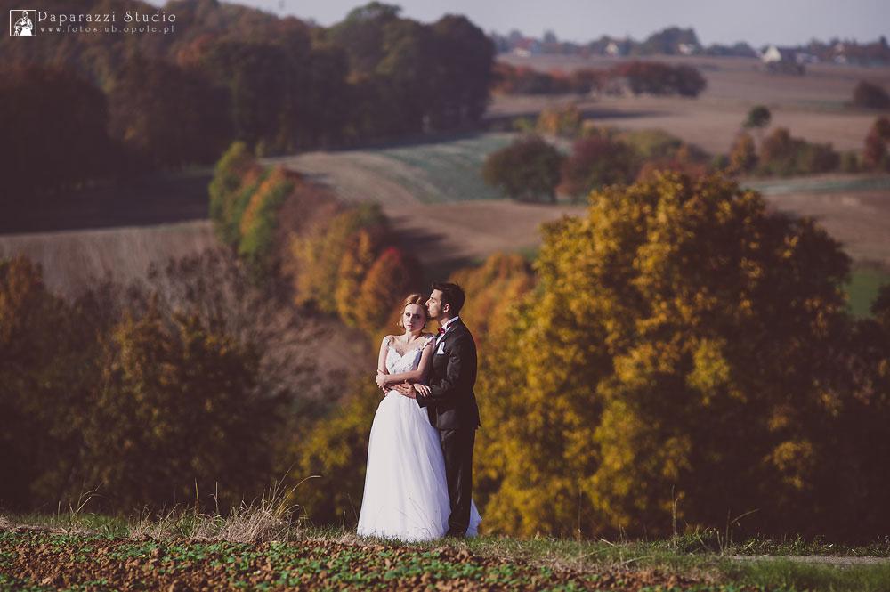 sesja ślubna góra św  Anny