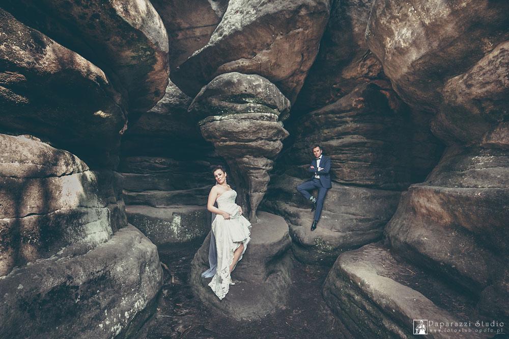 skalne miasto ślub