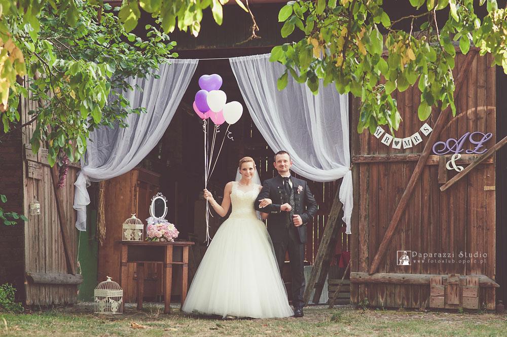 stylizacja plernerów ślubnych